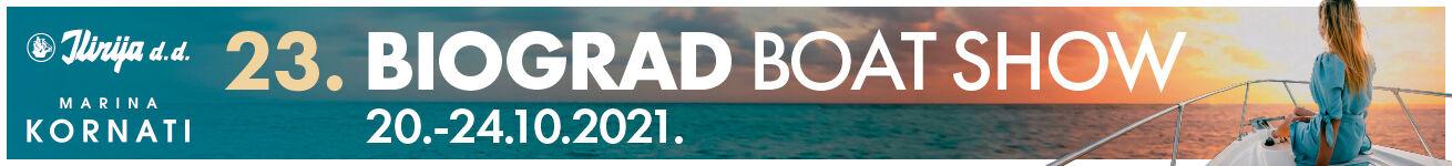 Biograd Boat Show 2020