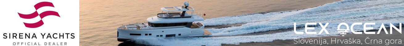 Lex Ocean, Sirena Yachts