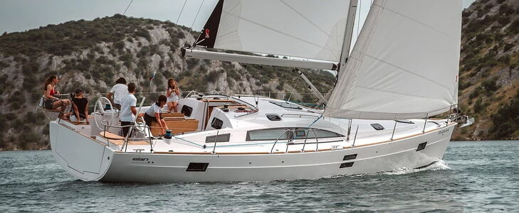 Impression 45.1 nominated for European Yacht of the Year 2020