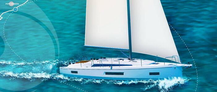 Beneteau Cup virtual regata