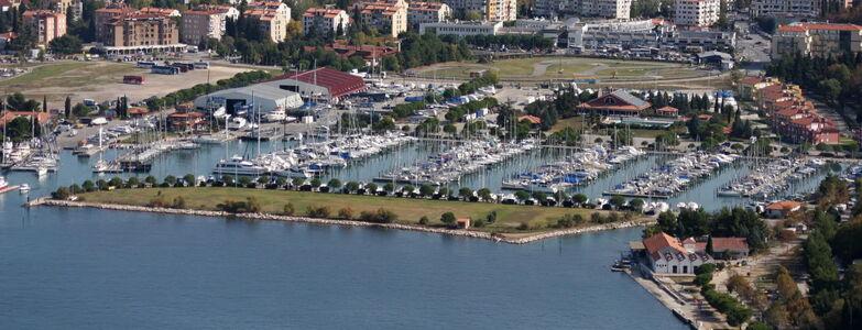 AlfaCharter, Marina Portorož