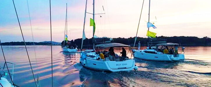 S O S - Season Opening Sailing Party 2020