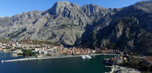 Kotor, Marina, Montenegro