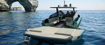 Wally Yachts, 43wallytender