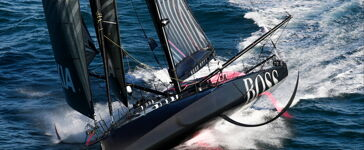 Alex Thomson, Hugo Boss, Vendee Globe