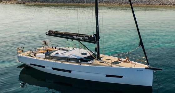 Elan Yachts; Elan GT6, Rob Humphreys ,Tom Humphreys