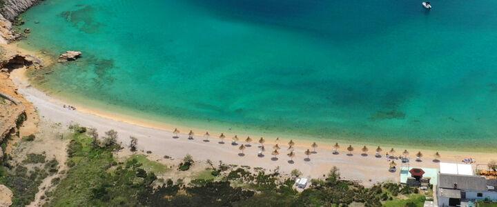 Najlepše plaže na Jadranu, Kvarner